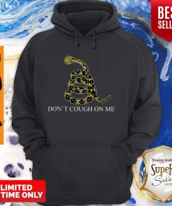 Pretty Snake Don't Cough On Me Hoodie
