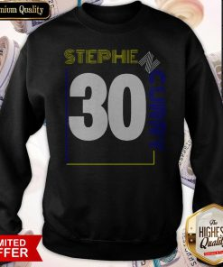 Premium Stephen Curry 30 Sweatshirt