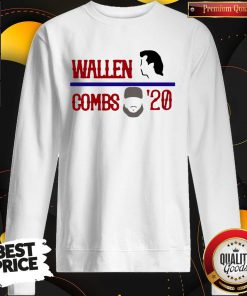Premium Wallen Combs 2020 Sweatshirt
