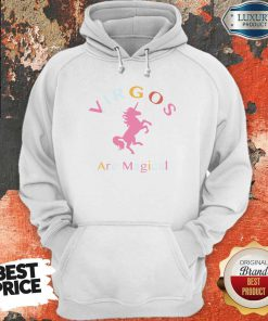 Good Uniconr Virgos Are Magical Halloween Hoodie