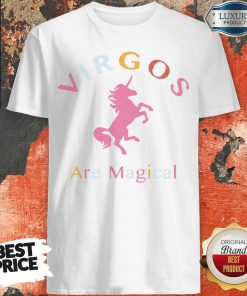 Good Uniconr Virgos Are Magical Halloween Shirt