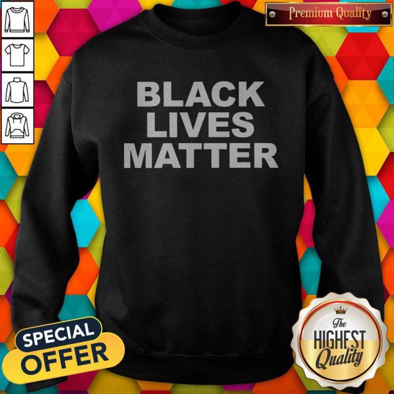 Original Black Lives Matters Tee Halloween Sweatshirt