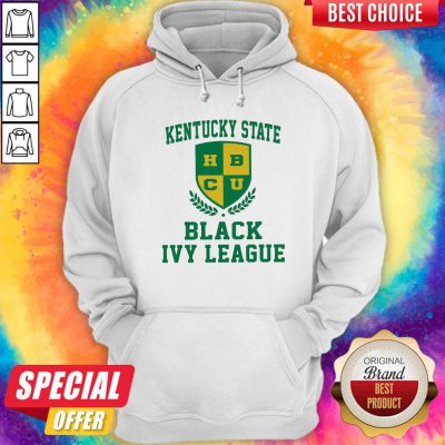 Original Kentucky State HBCU Black Ivy League Halloween Hoodie