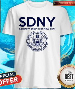 SDNY Southern District Of New York Resistance Shirt