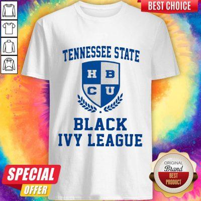 Tennessee State University Black Ivy League Halloween Shirt