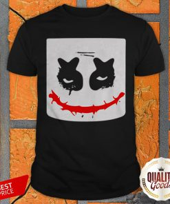 Funny Scary Joker Face Halloween Costume Shirt