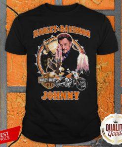 Harley Davidson Motor Harley Davidson Cycle Johnny Shirt