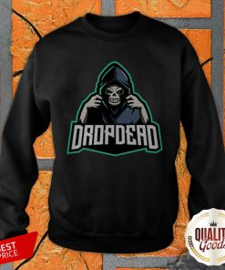 Official Drop Dead Halloween SweatShirt
