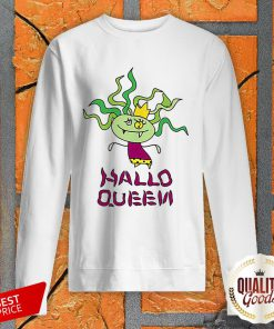 Queen For Halloween Womens SweatShirtQueen For Halloween Womens SweatShirt