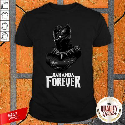 R.I.P. Black Panther Star Chadwick Boseman 1977-2020 Wakanda Forever Shirt