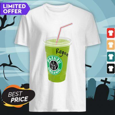 Regan Pazuzu Skeleton Organic Day Of The Dead Shirt