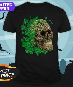 Unique Cool Tree Spirit Skull Day Of The Dead Muertos Shirt
