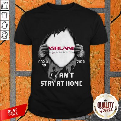 Vip Blood Inside Me Ashland Covid 19 2020 I Can't Stay At Home Shirt