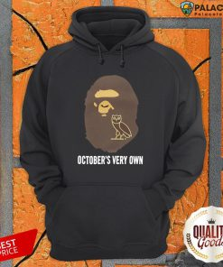 BAPE x OVO October's Very Own Hoodie