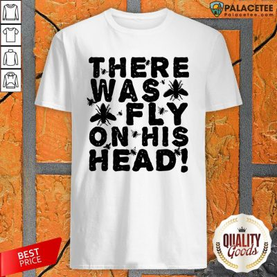 Mike Pence Fly On His Head Shirt VP Debate Pence's Head Gift T-Shirt