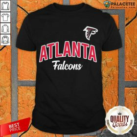 Nfl Atlanta Falcons Logo In The Game Shirt-Design By Palacetee.com