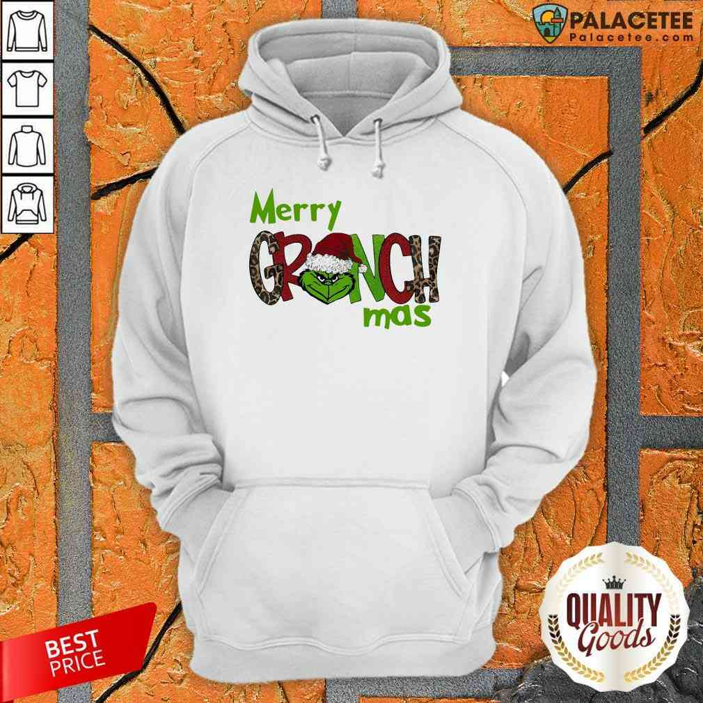 Good Merry Grinchmas Christmas Hoodie-Design By Palacetee.com