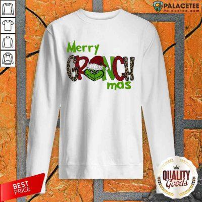 Good Merry Grinchmas Christmas Sweatshirt-Design By Palacetee.com