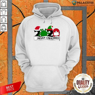2020 Mask Quarantine Toilet Paper Merry Christmas Hoodie-Design By Palacetee.com