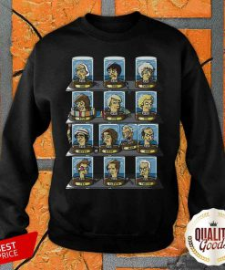 Nice Regen O Rama Doctor Who Sweatshirt-Design By Palacetee.com