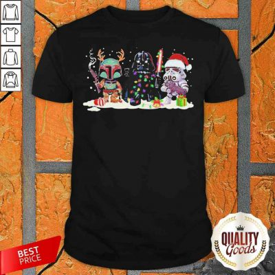 Star Wars Happy Merry Christmas 2020 Shirt-Design By Palacetee.com