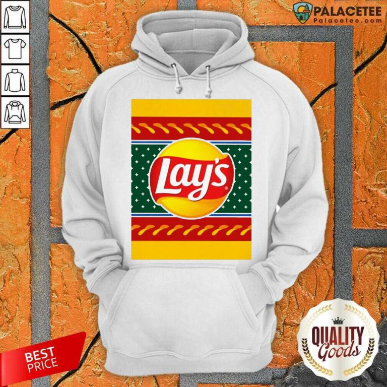 Logo Lays Christmas 2020 Hoodie-Design By Palacetee.com