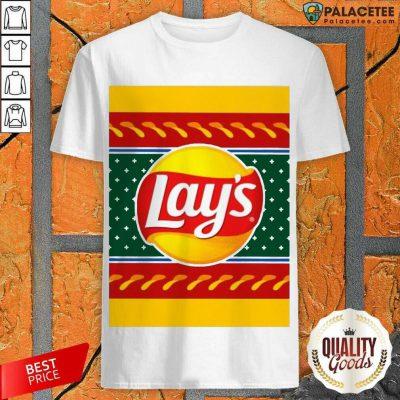 Logo Lays Christmas 2020 Shirt-Design By Palacetee.com