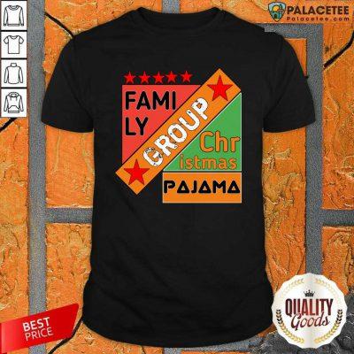 Family Group Christmas Pajama Shirt-Design By Palacetee.com