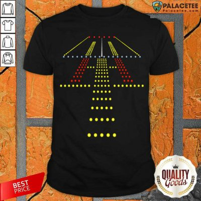 New Runway Light Ugly Christmas Shirt-Design By Palacetee.com