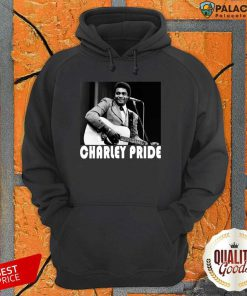 Charley Pride Playing Guitar 2020 Hoodie-Design By Palacetee.com