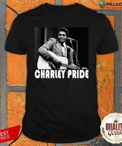 Charley Pride Playing Guitar 2020 Shirt-Design By Palacetee.com