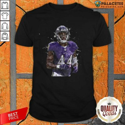 Baltimore Ravens Football Players 44 NFL Playoffs Shirt-Design By Palacetee.com