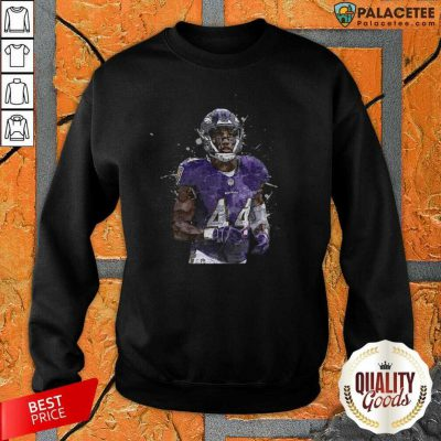Baltimore Ravens Football Players 44 NFL Playoffs Sweatshirt-Design By Palacetee.com