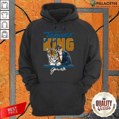 Excellent Super Jaguar King Jacksonville Tiger King Hoodie