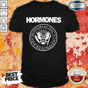 Hormones Estrofem Aldactone Provera Shirt