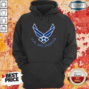 Nice U S Air Force Hoodie